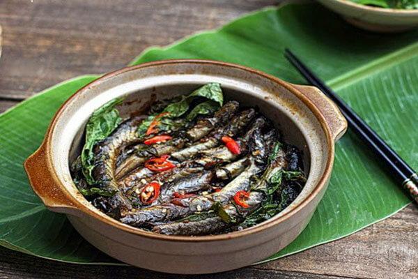 Món cá kèo kho rau răm thơm ngon, lạ miệng - 4 món ngon từ cá kèo, cách làm cá kèo kho tộ và cá kèo chiên giòn, chiên xù mắm me đơn giản tại nhà