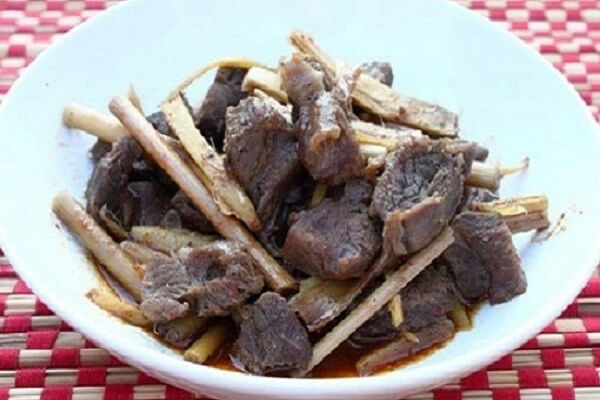 3 cách nấu bò kho gừng sả mềm thơm tuyệt đỉnh, bắp bò kho gừng kiểu miền Bắc ngon đậm đà