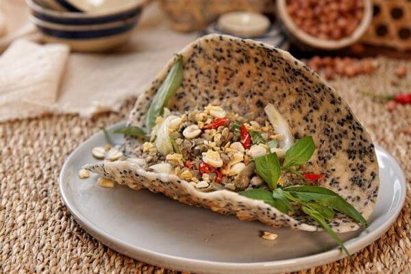 7 món ngon từ hến, cách làm món hến xào sate xúc bánh đa, hến chiên bột thơm ngon lạ miệng