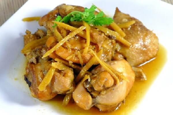 Cách làm thịt vịt kho sả gừng ớt đậm đà thơm ngon