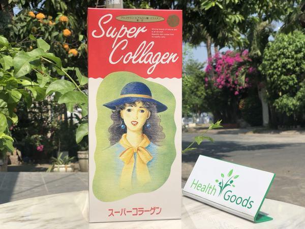 Fuji super collagen Nhật Bản chỉ dành riêng cho đối tượng từ 40 tuổi trở lên