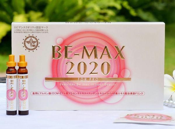 Không quá khó để sử dụng nước uống Be max 2020 For Pro