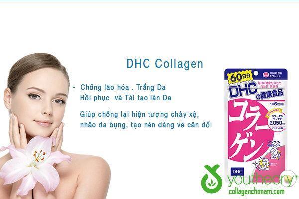 Collagen Nhật Bản DHC