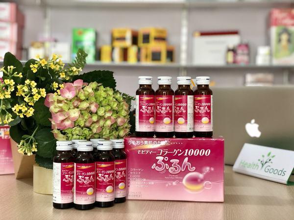 Collagen Purun cũng là một sản phẩm collagen Nhật Bản được rất nhiều chị em tin dùng.