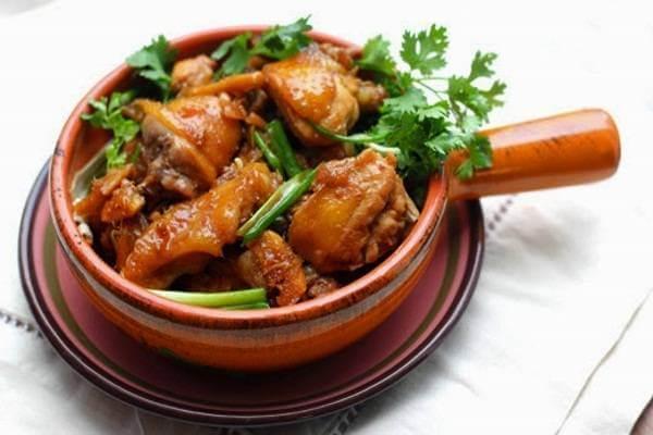 12 Món Gà Kho Ngon - Cách Kho Thịt Gà Nấu Thịt Gà Ngon Nhất