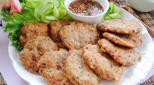 Cách làm chả cá thì là bằng cá và bột mì