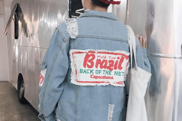 Những mẫu áo khoác jean nam đẹp được giới trẻ yêu thích hiện nay