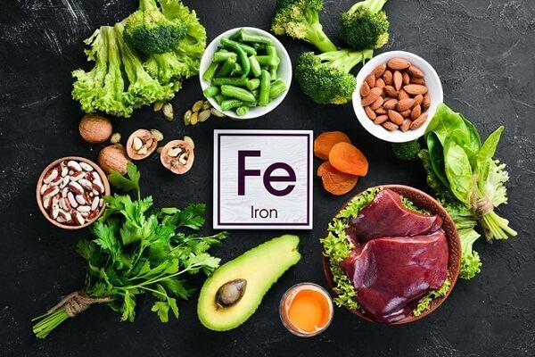 38 thực phẩm giàu sắt, thức ăn bổ sung sắt cho bà bầu và trẻ nhỏ, sắt có trong thực phẩm nào nhiều?