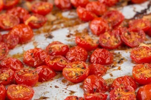 Cà chua khô: 5.6g - 7.6g protein
