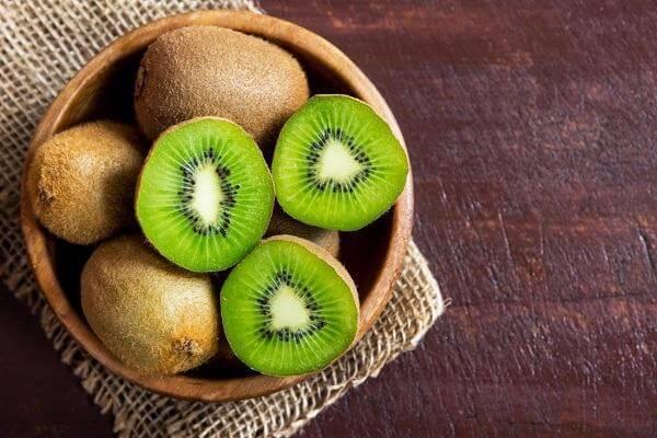 Quả kiwi giàu vitamin C