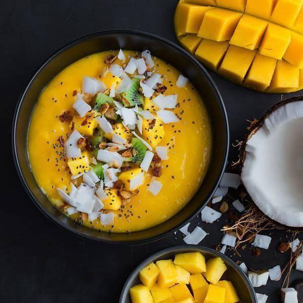 Xoài cũng là loại trái cây chứa nhiều vitamin C được nhiều người yêu thích.