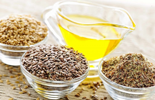 Hạt lanh có chứa lignans sẽ giúp cho bạn tràn đầy năng lượng hơn hơn.