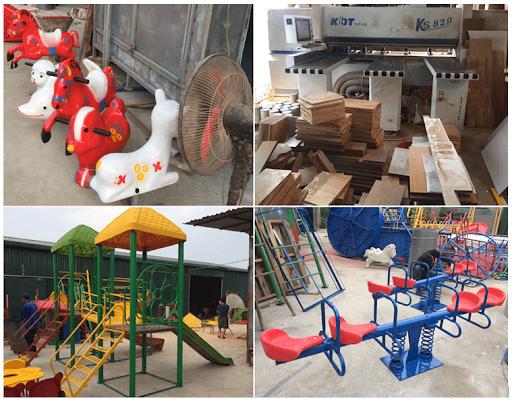 Công ty TNHH MTV sản xuất thương mại dịch vụ Đồ chơi Đại Việt - Toplist công ty sản xuất đồ chơi composite Hà Nội