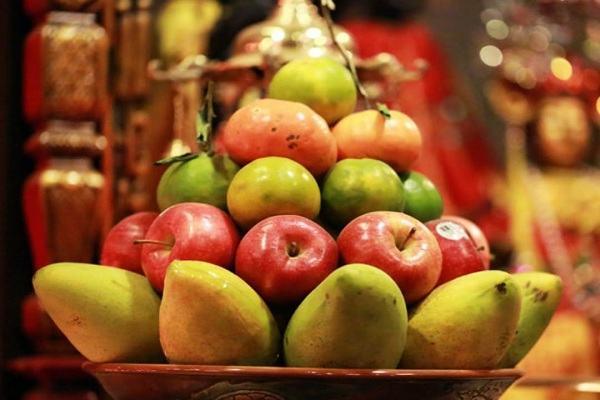 5 loại trái cây cúng ngày khai trương, mâm ngũ quả cúng khai trương gồm những gì?
