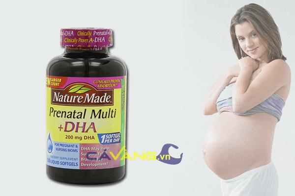 Vitamin tổng hợp cho bà bầu loại nào tốt nhất hiện nay?