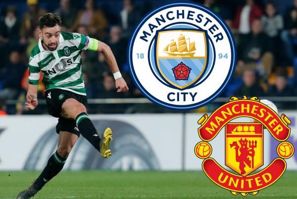 Bruno Fernandes có thể sắp được chuyển sang một bên tiếng Anh.