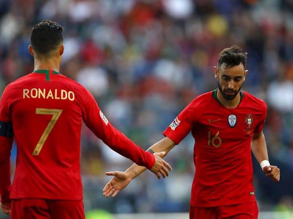Giống như Ronaldo, Bruno Fernandes sẽ chọn Anh làm nơi phát triển sự nghiệp?