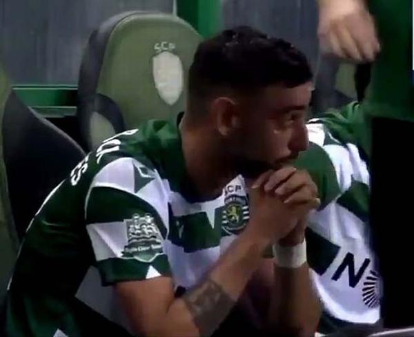 Quan trọng hơn, đó có lẽ là cuộc chia ly của Bruno Fernandes với đội bóng thành Lisbon.