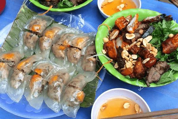 Cách làm bánh bột lọc Hà Nội (miền Bắc) nhân tôm thịt đơn giản