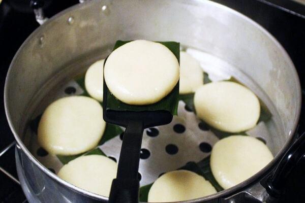 Cách làm bánh dầy giò đậu xanh bằng bột nếp bột gạo dẻo mịn không nát