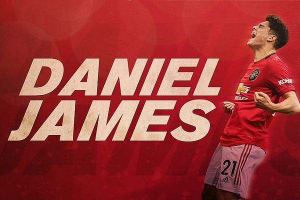 Daniel James MU: Thông tin tiểu sử, sự nghiệp thi đấu cầu thủ tài năng của xứ Wales