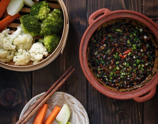 Cách làm kho quẹt chay ngon nhất chấm rau củ luộc