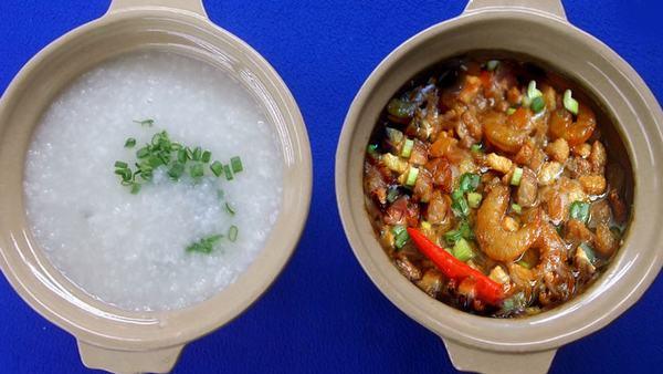 Cách làm kho quẹt ăn cháo trắng bằng tôm khô thịt ba chỉ đơn giản