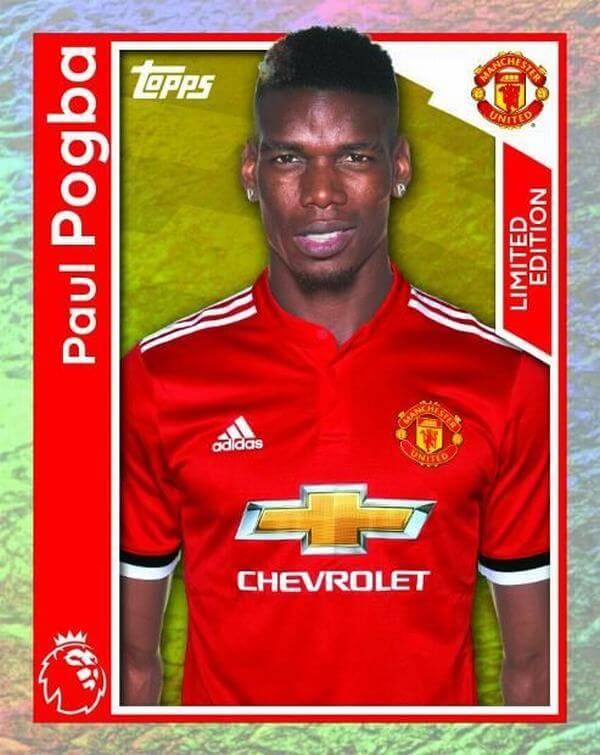 Vào ngày 31 tháng 7 năm 2009, Pogba được báo rằng mình sẽ rời khỏi Le Havre để đến lò đào tạo trẻ của Manchester United