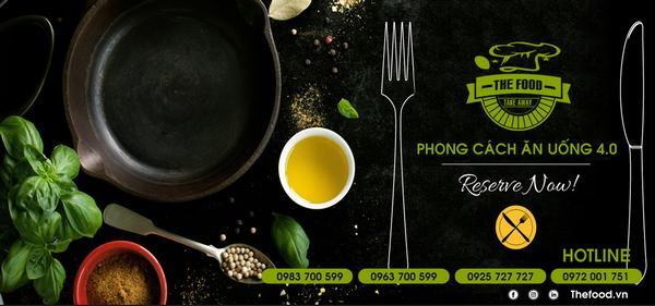 The Food hiện nay là một trong những công ty dịch vụ đặt tiệc tại nhà được nhiều người lựa chọn