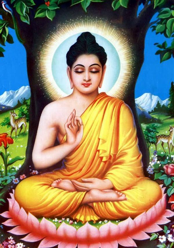 Thích Ca Mâu Ni nghĩa là người hay phát khởi lòng nhân từ mà tâm hồn luôn luôn an tĩnh