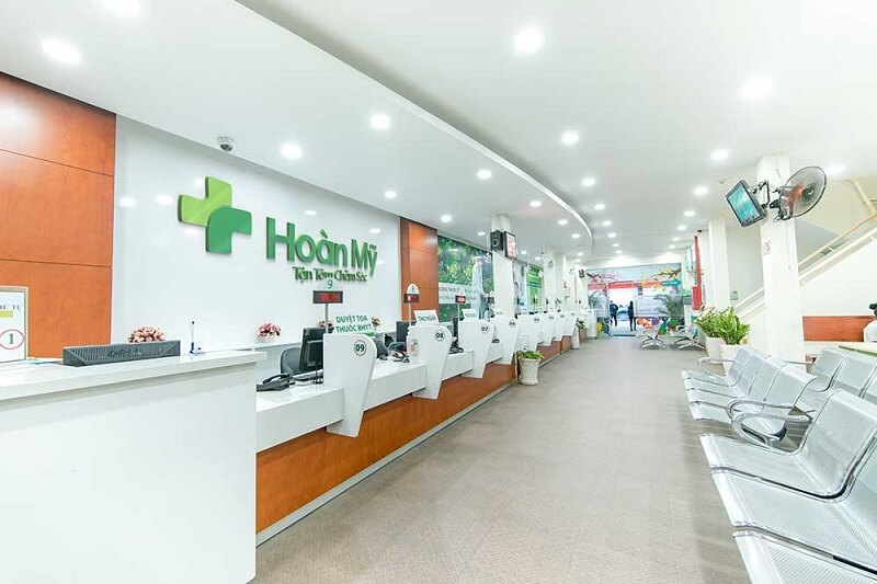 Bệnh viện Hoàn Mỹ Sài Gòn có rất nhiều cơ sở khám chữa bệnh tại các thành phố lớn ở Việt Nam.