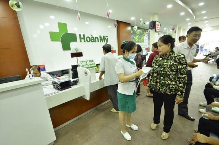 Các dịch vụ tại Bệnh viện Hoàn Mỹ Sài Gòn