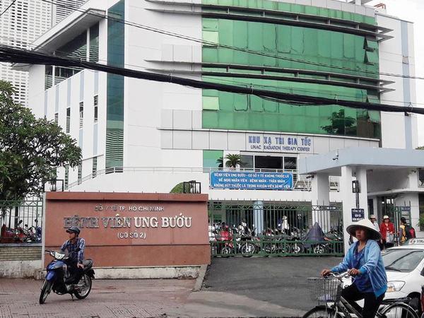 Địa chỉ Bệnh viện Ung Bướu TP. Hồ Chí Minh