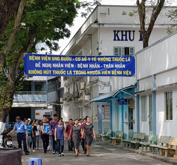 Bệnh viện ung bướu Sài Gòn có những dịch vụ gì?