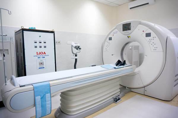 Hệ thống CT Scanner 160 lát của hãng Toshiba – Nhật: