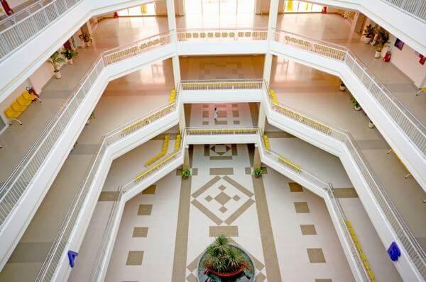 Bệnh viện Xuyên Á được thiết kế với tư duy hướng về bệnh nhân, lấy chất lượng phục vụ làm lý tưởng