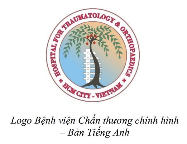 Biểu tượng (Logo) của Bệnh Viện Chấn Thương Chỉnh Hình