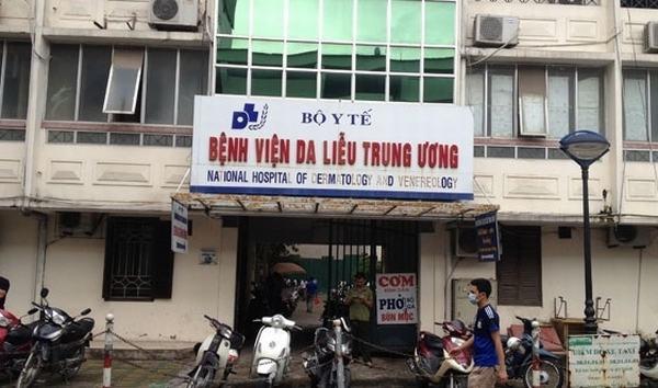 Hướng dẫn khám chữa bệnh ở Bệnh viện Da liễu Trung ương