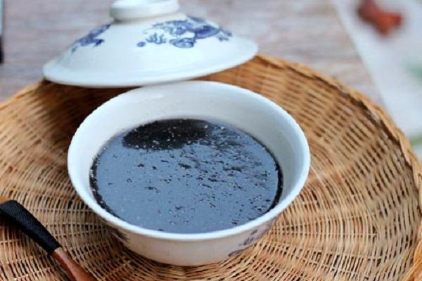 Cách nấu chè mè đen của người Hoa thơm ngon, dinh dưỡng