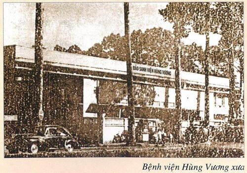 Lịch sử phát triển Bệnh Viện Hùng Vương