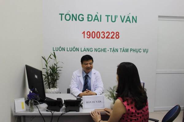 Bệnh viện Bệnh Nhiệt đới Trung ương ra mắt tổng đài tư vấn sức khoẻ