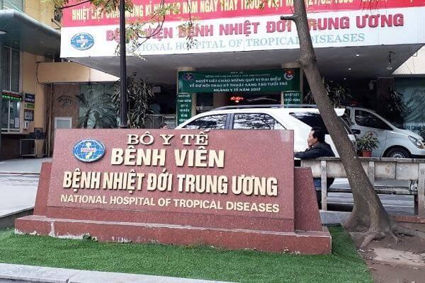 [Bệnh Viện Nhiệt Đới Trung Ương] Thông tin về địa chỉ ở đâu, chuyên khoa gì, kinh nghiệm khám chữa bệnh