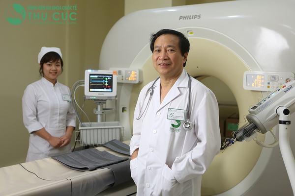 Không chỉ đầu tư vào môi trường vật chất, Bệnh viện Thu Cúc còn trang bị những thiết bị y tế hiện đại, hiếm có tại Việt Nam