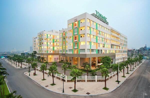 Ra đời năm 2012, bệnh viện Vinmec hiện có 7 bệnh viện đa khoa đi vào hoạt động