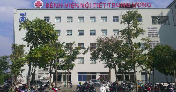 Địa chỉ bệnh viện nội tiết trung ương cơ sở 1 và 2 ở đâu Hà Nội?