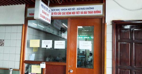 Khoa Nội tiết - Đái tháo đường - Bệnh viện Bạch Mai