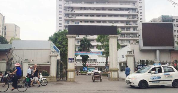 Bệnh viện Thanh Nhàn 42 Thanh Nhàn, Hai Bà Trưng, Hà Nội