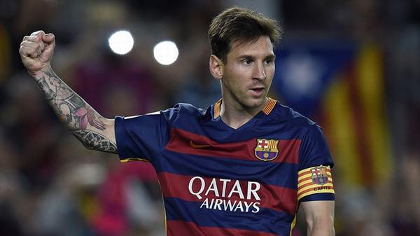 Messi thường thực hiện những cú dẫn bóng cá nhân từ giữa sân hoặc bên cánh phải