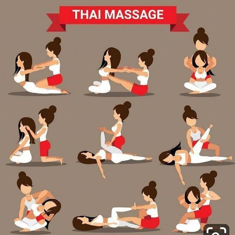 Quy trình thực hiện massage Thái tại nhà