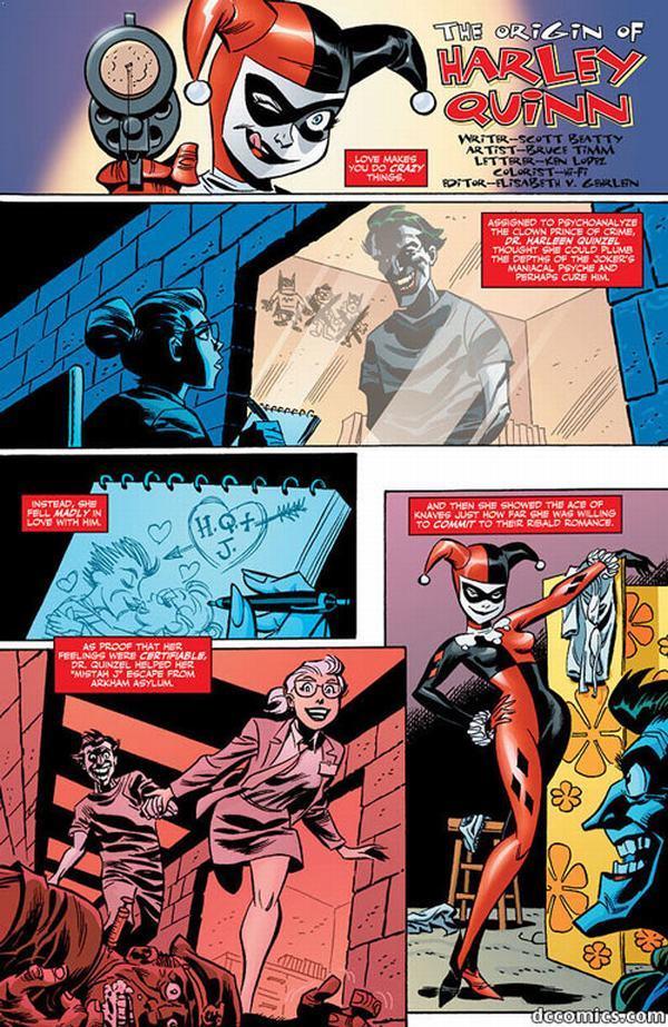 Những câu nói hay của Joker và Harley Quinn về tình yêu